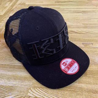 ココントーザイ(Kokon to zai (KTZ))のKTZ × NEWERA メッシュキャップ(キャップ)