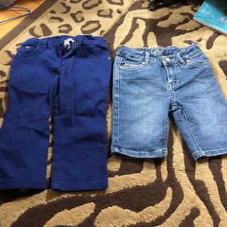 ダナキャランニューヨーク(DKNY)のデニムパンツ DKNY とリーバイス2点セット(パンツ/スパッツ)