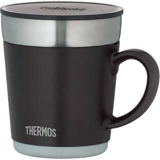サーモス 保温マグカップ 350ml ブラック(タンブラー)