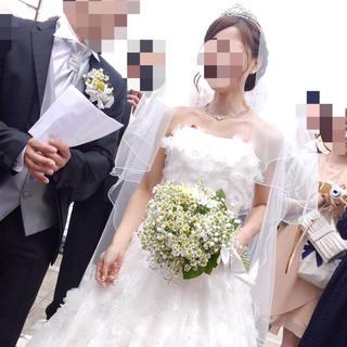 ★ウエディングベール★(ヘッドドレス/ドレス)