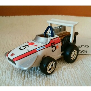 609 チョロQ HONDA レーシングカー 5番(ミニカー)