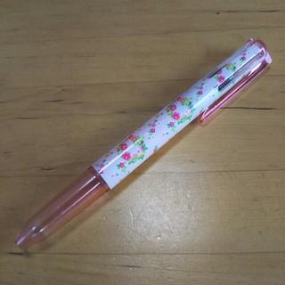 ハイテック(HI-TEC)のPILOT HI-TEC-C COLETO-4 ピンク 花柄 ペン 本体(ペン/マーカー)