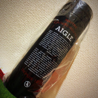 エーグル(AIGLE)の【新品未使用】AIGLE スリムサーモステンレスボトル 500ml(タンブラー)