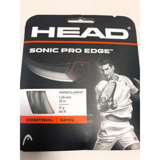 ヘッド(HEAD)の【未使用】HEADテニスストリング(ラケット)