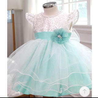 DRESCCO 高級デザイナーズドレス 80サイズ(セレモニードレス/スーツ)
