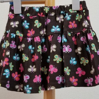 蝶々さんスカート 110size(スカート)