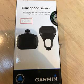 ガーミン エッジ スピードセンサー(その他)