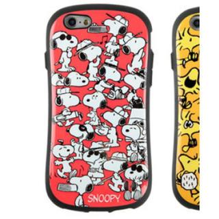 iFace スヌーピー iPhone7(iPhoneケース)