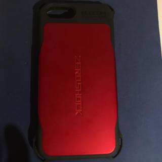 エレコム(ELECOM)のアイホンSEケース(iPhoneケース)