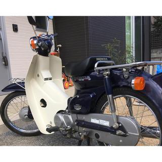 ホンダ(ホンダ)のスーパーカブ50 低走行1900km(車体)