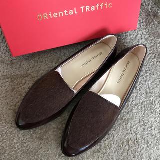オリエンタルトラフィック(ORiental TRaffic)のオペラシューズ(ローファー/革靴)