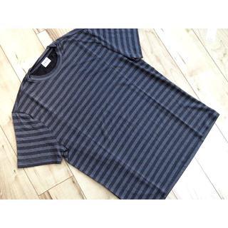 アルマーニ コレツィオーニ(ARMANI COLLEZIONI)のクリ済 美品 アルマーニ メンズ ボーダー カットソー Tシャツ XL(Tシャツ/カットソー(半袖/袖なし))