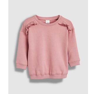 NEXT - 新品!ネクスト フリル付きスウェットシャツ◇ピンク