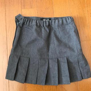 コムサイズム(COMME CA ISM)のコムサ110サイズスカート(スカート)