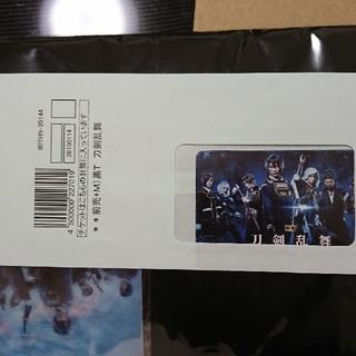 映画刀剣乱舞セブンネット限定オリジナル蓄光TシャツA+3Dポストカード付き前売券(邦画)