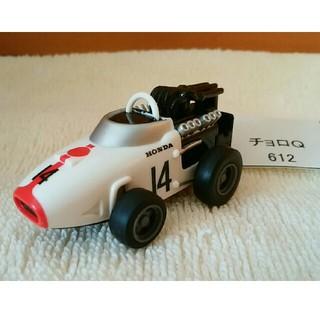 612 チョロQ HONDA レーシングカー 14番(ミニカー)
