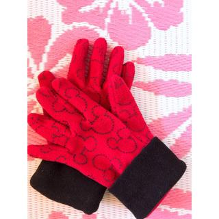 ディズニー(Disney)のDisneyミッキー手袋(手袋)
