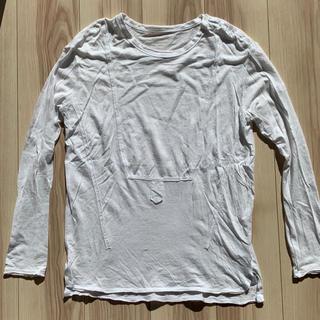 ザディグエヴォルテール(Zadig&Voltaire)のザディグエヴォルテール ホワイト 白 ロンT  長袖 XS(Tシャツ(長袖/七分))