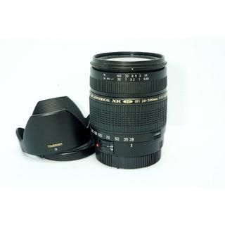 タムロン(TAMRON)の【近くも遠くも1本で】 TAMRON 28-300mm XR MACRO(レンズ(ズーム))