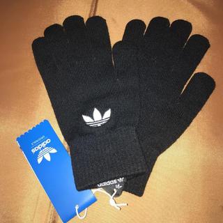 アディダス(adidas)のアディダス オリジナルス レディース 手袋(手袋)