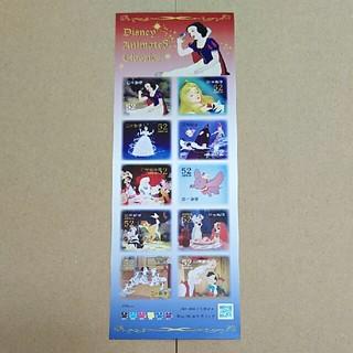 ディズニー(Disney)のディズニー 切手シート(切手/官製はがき)