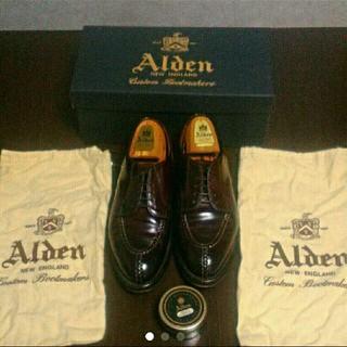 オールデン(Alden)のオールデン 2210 サイズ7D(ドレス/ビジネス)
