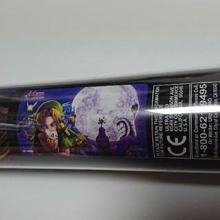 ニンテンドウ(任天堂)の白月様専用 ムジュラの仮面 プレイマットとスリーブ(カードサプライ/アクセサリ)