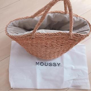 マウジー(moussy)のカゴバッグ[moussy](かごバッグ/ストローバッグ)