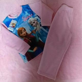 ディズニー(Disney)の新品・未使用品★ ふわもこ アナ雪 ★ パジャマ(パジャマ)