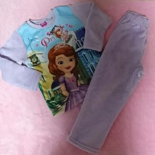 ディズニー(Disney)の新品・未使用品★ ふわもこ ソフィア ★ パジャマ(パジャマ)
