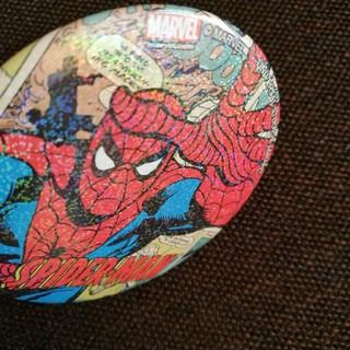 マーベル(MARVEL)のスパイダーマン 缶バッジ(アメコミ)