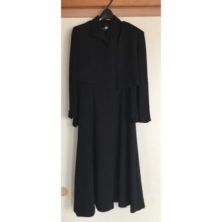 ソワール(SOIR)の礼服 喪服 ブラックフォーマル 11号(礼服/喪服)