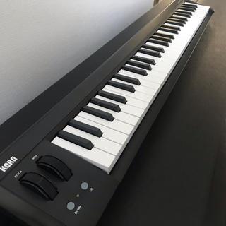 コルグ(KORG)のKORG microKEY Air-61 ワイヤレス(MIDIコントローラー)