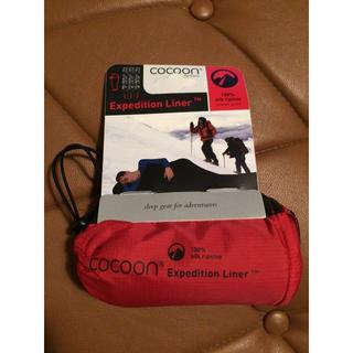Cocoon Expedition Liner silk シルク size1(寝袋/寝具)