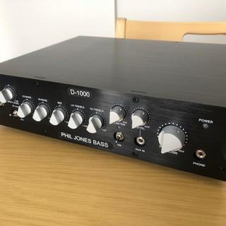Phil Jones Bass D-1000(ベースアンプ)値引交渉可。(ベースアンプ)