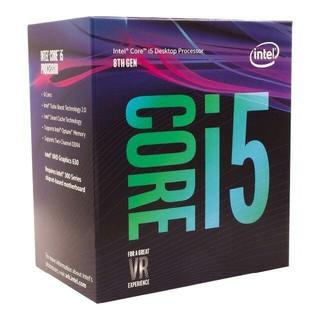 インテレクション(INTELECTION)のIntel CPU Core i5-8400(PCパーツ)