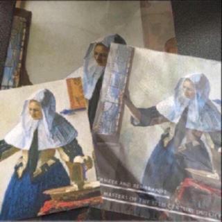 フェルメールとレンブラント18世紀オランダ黄金時代の巨匠たち ミュージアムグッズ