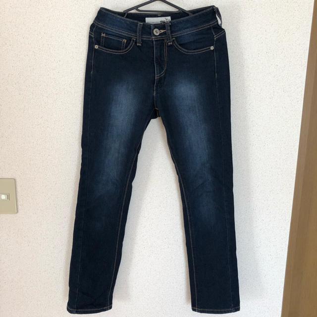 しまむら(シマムラ)のデニム あったかジーンズ  CLOSSHI 美尻 レディースのパンツ(デニム/ジーンズ)の商品写真