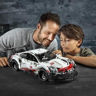 Lego - レゴ テクニック ポルシェ911 RSR 42096