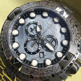 インビクタ(INVICTA)の特別価格 インビクタ INVICTA 新品本物 定価23万円 EXCURSION(腕時計(アナログ))