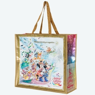 Disney - 新品☆ グランドフィナーレ 35周年 ショッピングバッグ ディズニー ショッパー