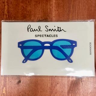 Paul Smith - 【新品・未使用】B品 メガネ型ブックマーク ポールスミス しおり 青