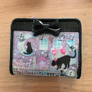 女の子用 二つ折財布(財布)