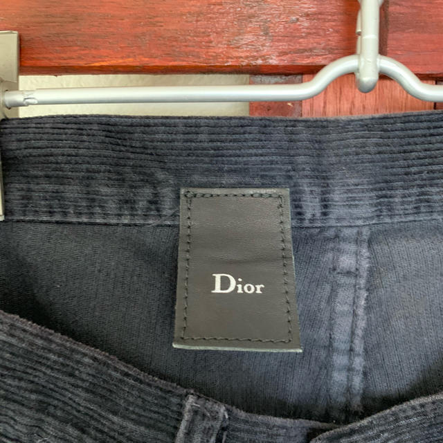 Dior(ディオール)のChristian Dior ディオール コーデュロイパンツ メンズのパンツ(ワークパンツ/カーゴパンツ)の商品写真