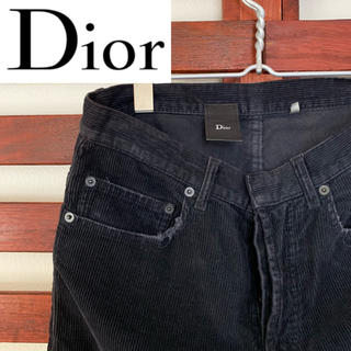 ディオール(Dior)のChristian Dior ディオール コーデュロイパンツ(ワークパンツ/カーゴパンツ)