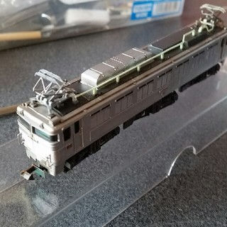 トミー(TOMMY)の値下げ!トミックス 旧製品EF81 (鉄道模型)