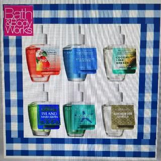 バスアンドボディーワークス(Bath & Body Works)の3点セット バスアンドボディワークス ウォールフラワー リフィル(アロマオイル)