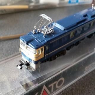 カトー(KATO`)の値下げ!カトーEF60 -500(鉄道模型)
