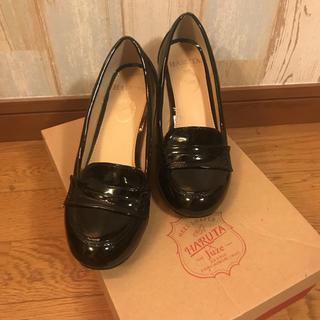 ハルタ(HARUTA)のHARUTA×VIS ローファー パンプス(ローファー/革靴)