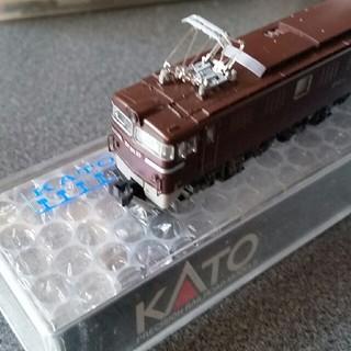 カトー(KATO`)の値下げ!カトーEF60茶(鉄道模型)